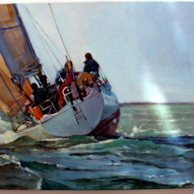 Kretsis Dimitris Sailing