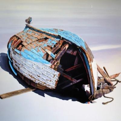 Sylvana Samartzidou Old Βlue Βoat