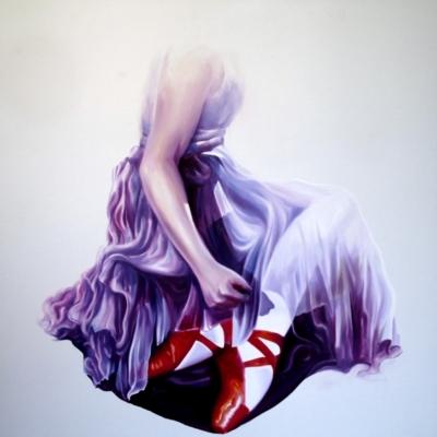 Sylvana Samartzidou Ballerina 1